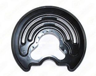 Защита заднего тормозного диска (R, правая) на Renault Trafic II2001->2014— Renault (Оригинал) - 441510900R