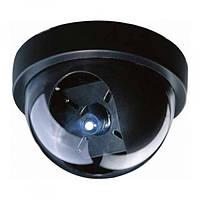 Купольная цветная камера видеонаблюдения LUX 19 SHE