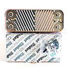 Теплообменник вторичный Vaillant 065131 ATMOmax, TURBOmax 065123 065110, фото 6