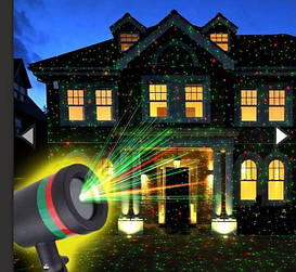 Новогодний лазерный проектор Star Shower