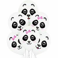 """Воздушные шары """"Панды"""", 12"""" (50 штук)"""