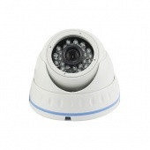 Цветная ИК камера видеонаблюдения  LUX 414SHE купольная антивандальная