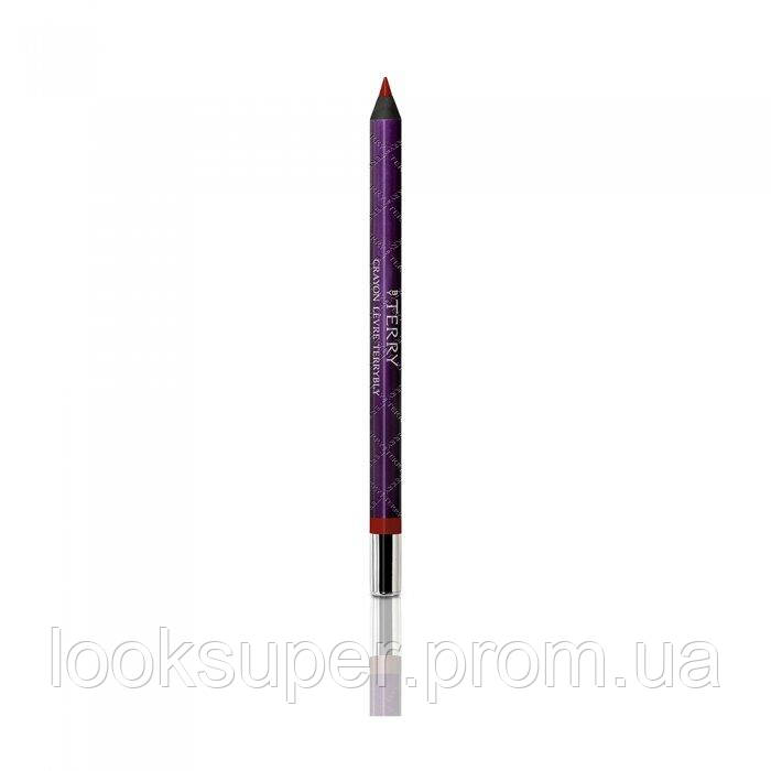 Карандаш для губ By Terry CRAYON LEVRES TERRYBLY LIP PENCIL  N°4 RED CANCAN
