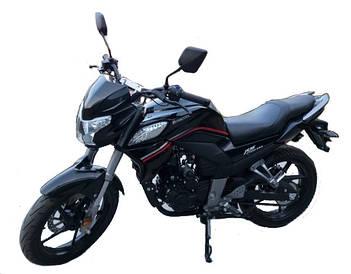 Мотоцикл FORTE FT250-CKA (черный)