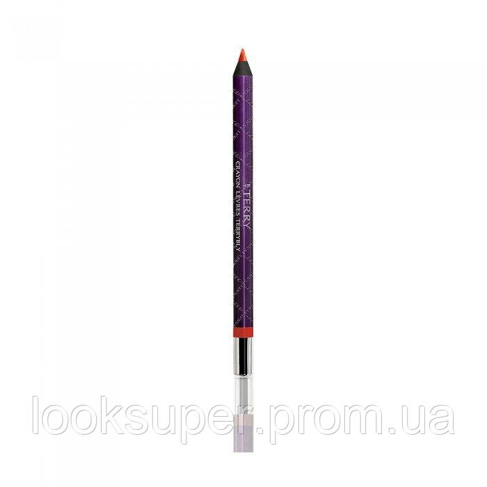 Карандаш для губ By Terry CRAYON LEVRES TERRYBLY LIP PENCIL  N°6 JUNGLE CORAL