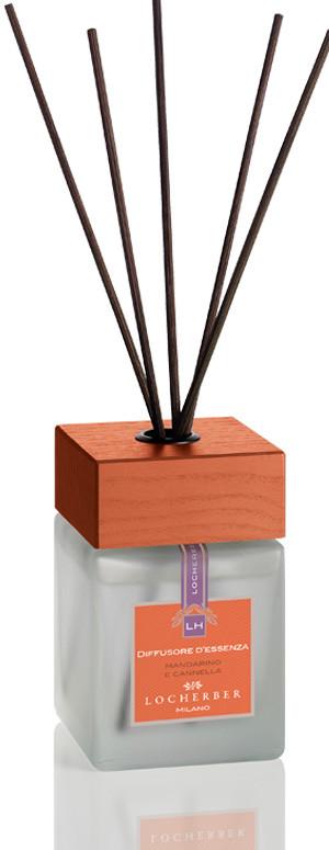 Ароматизатор. повітря з бамбуковими паличками «МАНДАРИН І КОРИЦЯ», 250 мл