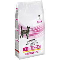 Purina Pro Plan PVD UR Urinary 1500 г - Лечебный  сухой Корм Пурина д/кошек c мочекаменной болезнью