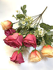 Искусственная Роза (40 см), фото 3