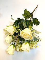 Искусственная Роза (40 см), фото 2