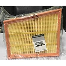 Воздушный фильтр на Рено Меган 4 1.5 dCI K9K, 1.6 dCI R9M, 1.6 TCe M5M / Renault Original 165468296R