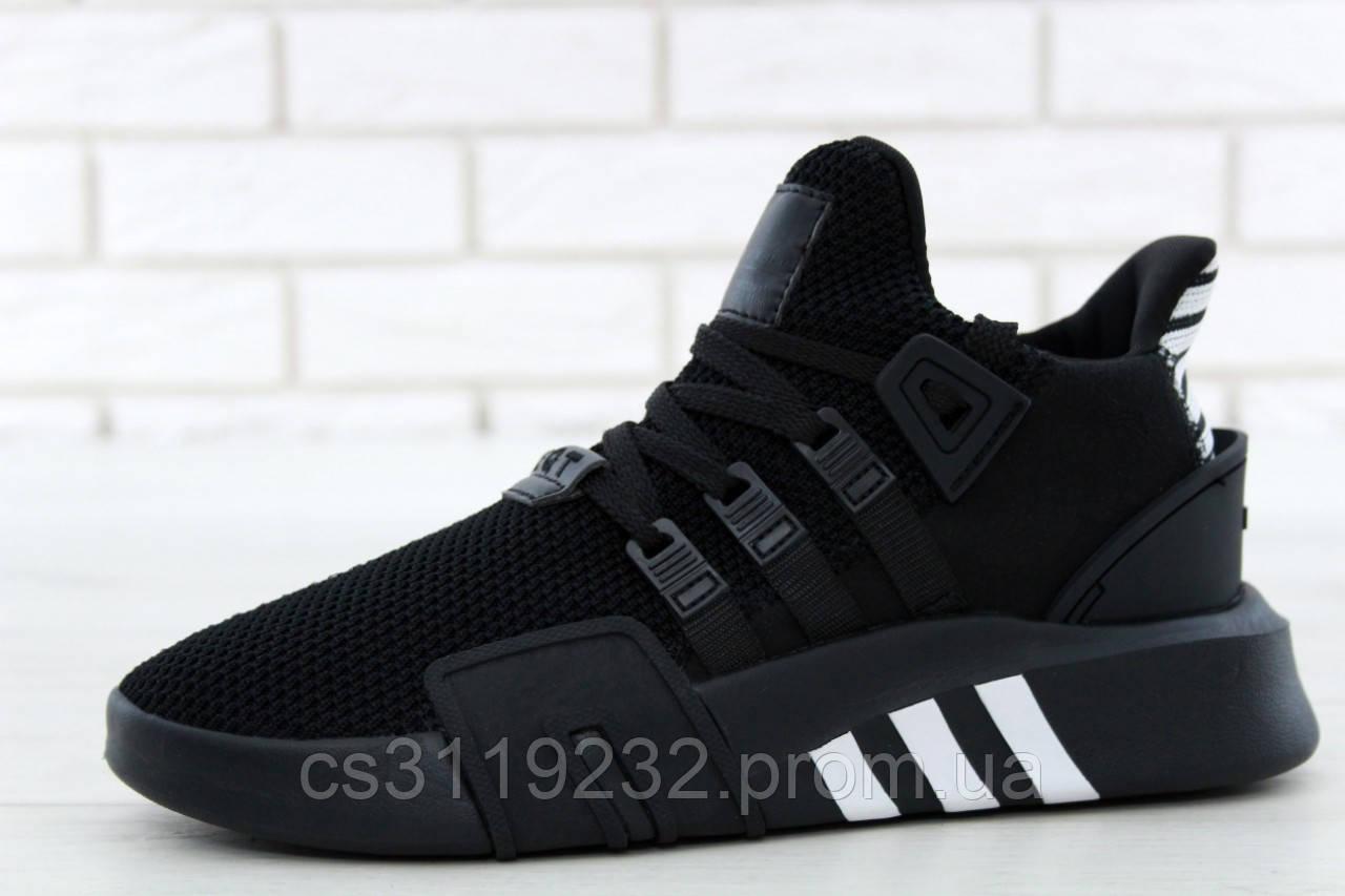 Чоловічі кросівки Adidas EQT (чорні)