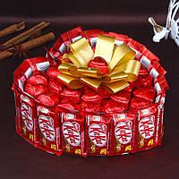 Подарок Сердце KitKat