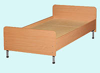 Кровать 1-спальная на металлическом каркасе