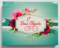 Шоколадный набор С Днем свадьбы, фото 1