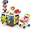 Детский интерактивный супермаркет Smoby Toys City Market 3+ 350213 для детей