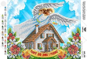 Схема для вишивання бісером Оберіг для дому і родини!
