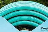 Шланг поливальний Presto-PS садовий Simpatico (синій) діаметр 3/4 дюйма, довжина 50 м (BLLS 3/4 50), фото 6