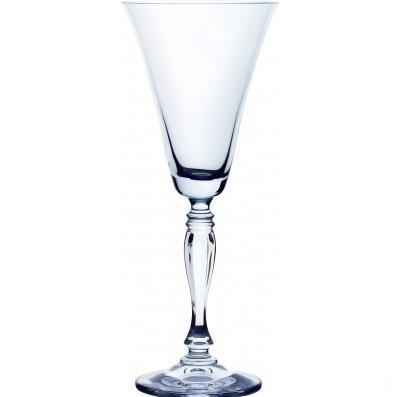Набір келихів для шампанського 190 мл 6 шт Victoria Bohemia 40727/190