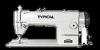 Typical GC6160 одноигольная машина с игольным транспортом