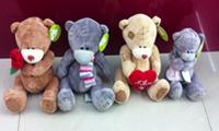 Мягкая игрушка медведи
