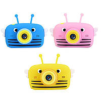 Детский цифровой фотоаппарат с фронтальной камерой Smart Kids 4 Series