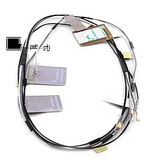 3х Антенна внутренняя для Wi-Fi модуля Intel 6230, Intel 5300AGN 4965AGN 3945ABG 7260