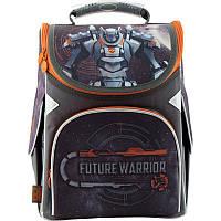 Рюкзак школьный каркасный Gopack GO19-5001S-9