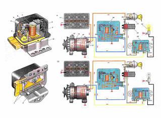 Електрообладнання трактора МТЗ