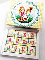 Шоколадный набор Любій матусі, фото 1
