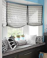 Дизайн и Пошив Римские шторы