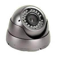 Антивандальная ИК цветная камера видеонаблюдения LUX 43SFP