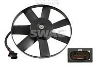 Swag SW 99914748 Вентилятор радиатора VW Bora Golf Polo Skoda Fabia Octavia