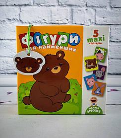 Розвиваюча гра для самих маленьких Мишко. Фігури VT2904-03 Vladi Toys Україна