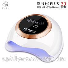 UV/LED лампа для сушки ногтей SUN H9 plus, 88 Вт.