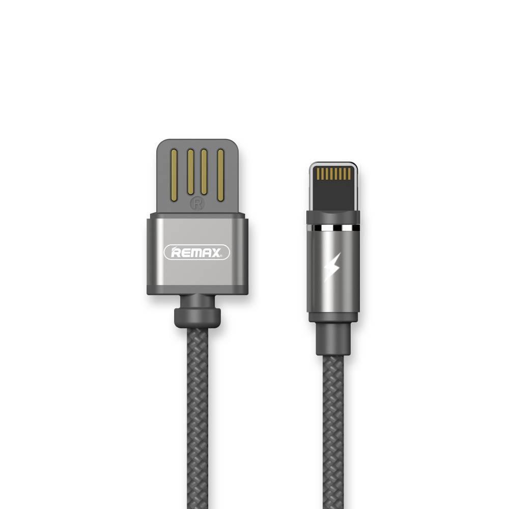 USB кабель магнитый Remax, OR, Silver, RC-095i