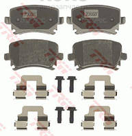 TRW GDB1622 Гальмівні колодки задні VW Caddy Passat, Skoda Octavia Superb
