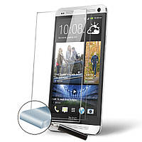 Защитное стекло TG Premium Tempered Glass 0.26mm (2.5D) для HTC One Mini (M7)