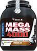 Гейнеры Weider Mega Mass 2000 (3000 г)