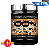 Креатин моногидрат Scitec Nutrition 100% Creatine Monohydrate 300 g