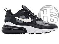 Мужские кроссовки Nike Air Max 270 React Optical Black/Vast Grey AO4971-001