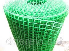 Садовая сетка 1,5 м х 100 м (ячейка 30мм*35мм)