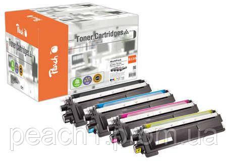 Набор лазерных картриджей bk, c, m, y Brother TN-230 MultiPack