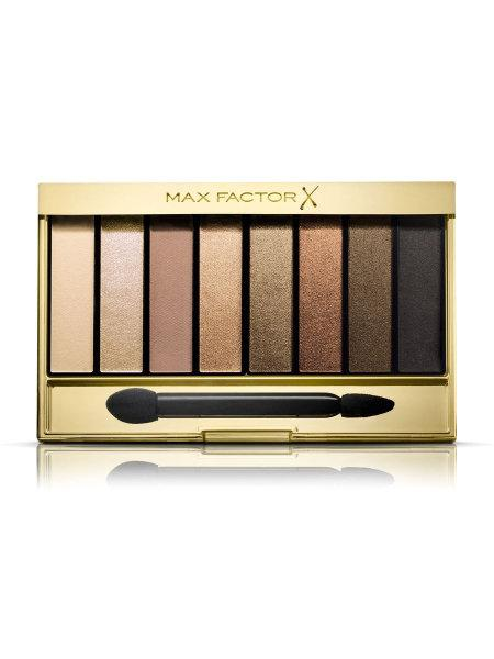 Max Factor Тени для век 8 цветов Masterpiece Nude Palette 6,5 g. № 02 Golden Nudes