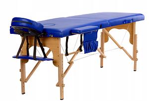 Масажний стіл BodyFit, 3 сегментний BODYFIT + БЕЗКОШТОВНА СУМКА!