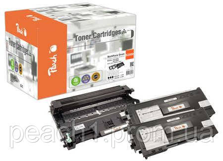2x toner + 1x drum Brother TN-2000 + DR-2000 MultiPack Drum