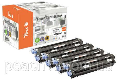 Набор лазерных картриджей (bk, c, m, y) Canon CRG-707 MultiPack
