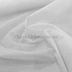 Тканина для підкладки нейлон білий 170Т