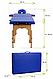Массажный стол BodyFit, 3 сегментный BODYFIT + БЕСПЛАТНАЯ СУМКА!, фото 10