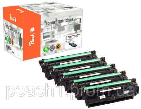 Набор лазерных картриджей 2xbk, c, m, y Canon CRG-040 MultiPack Plus
