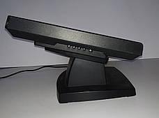 POS монитор Posiflex TM-8115G-B с ридером магнитных карт! б/у, фото 2